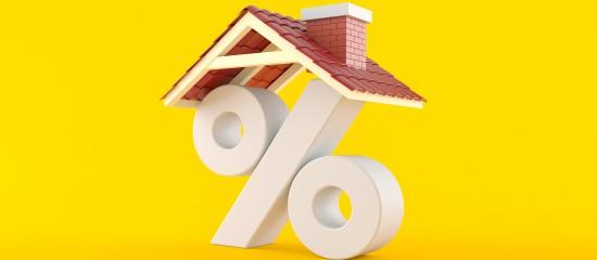 Crédits immobiliers: les taux se tendent légèrement en cette fin d'année!